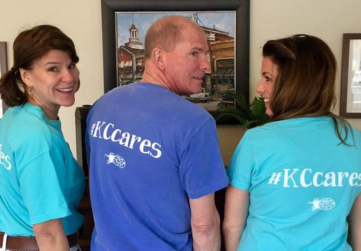 #KCcares…Make a Difference!