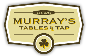 Murrays Tables and Tap Logo