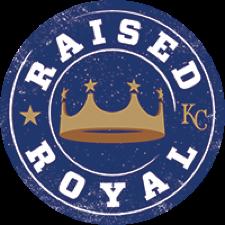 Raised Royal Logo